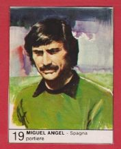 Spain Miguel Angel Real Madrid